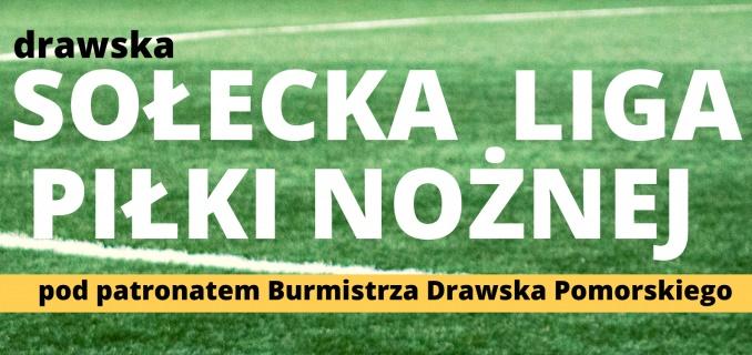 Zapraszamy do udziału w Sołeckiej Lidze Piłki Nożnej