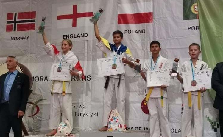 Mistrzostwa Europy w Karate Kyokushin KWF 2021