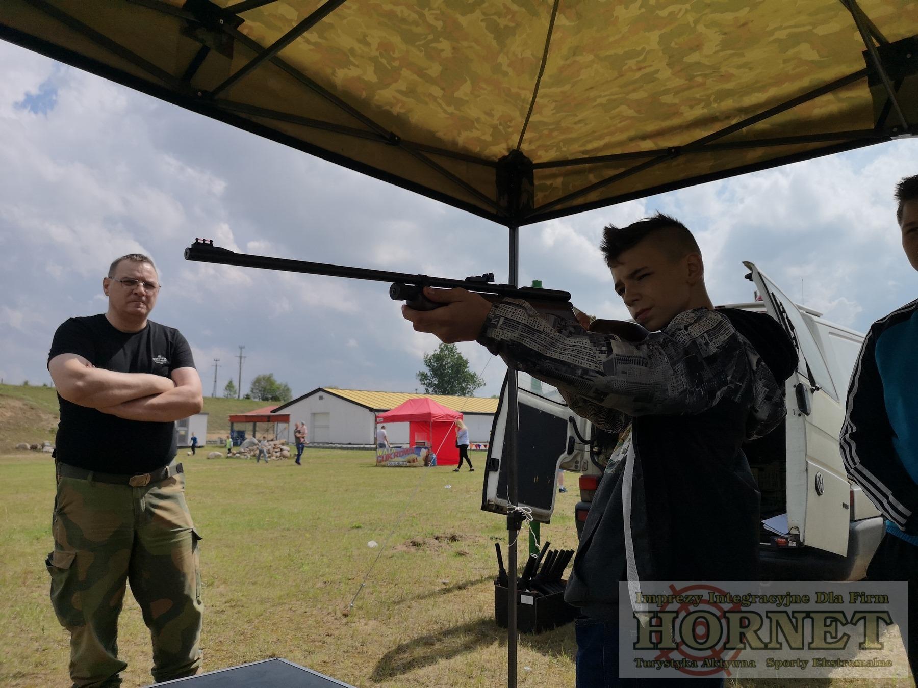 Wirtualna strzelnica w powiecie z dofinansowaniem Ministerstwa Obrony Narodowej