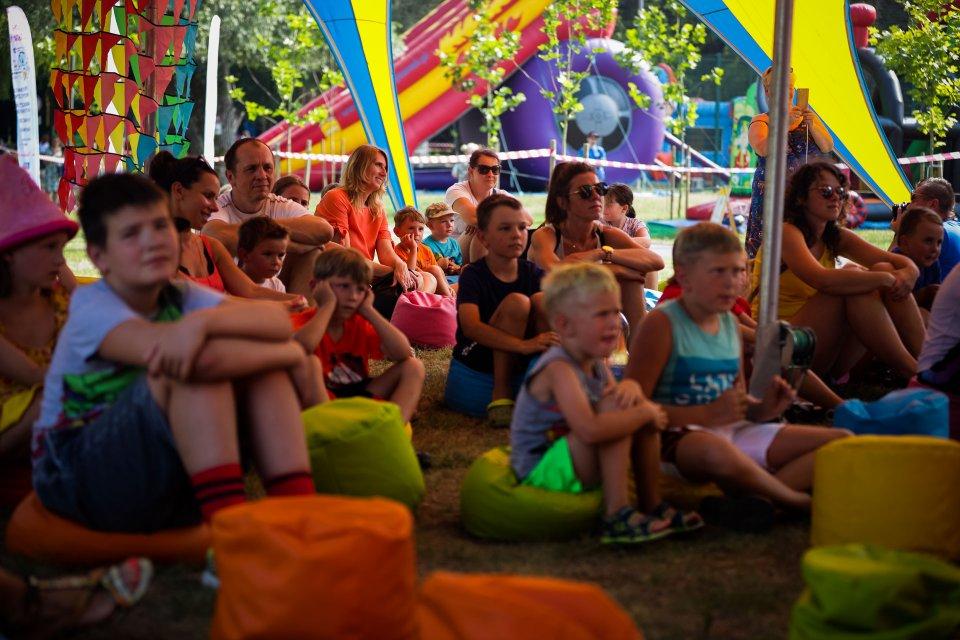 PARK Drawski Festiwal Teatrów Ulicznych już na początku sierpnia