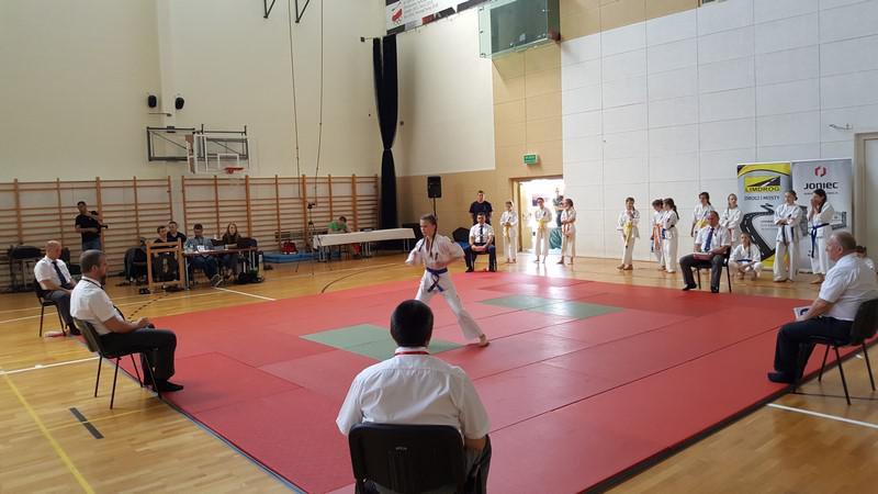 Puchar Solny w Karate Kyokushin w Wieliczce