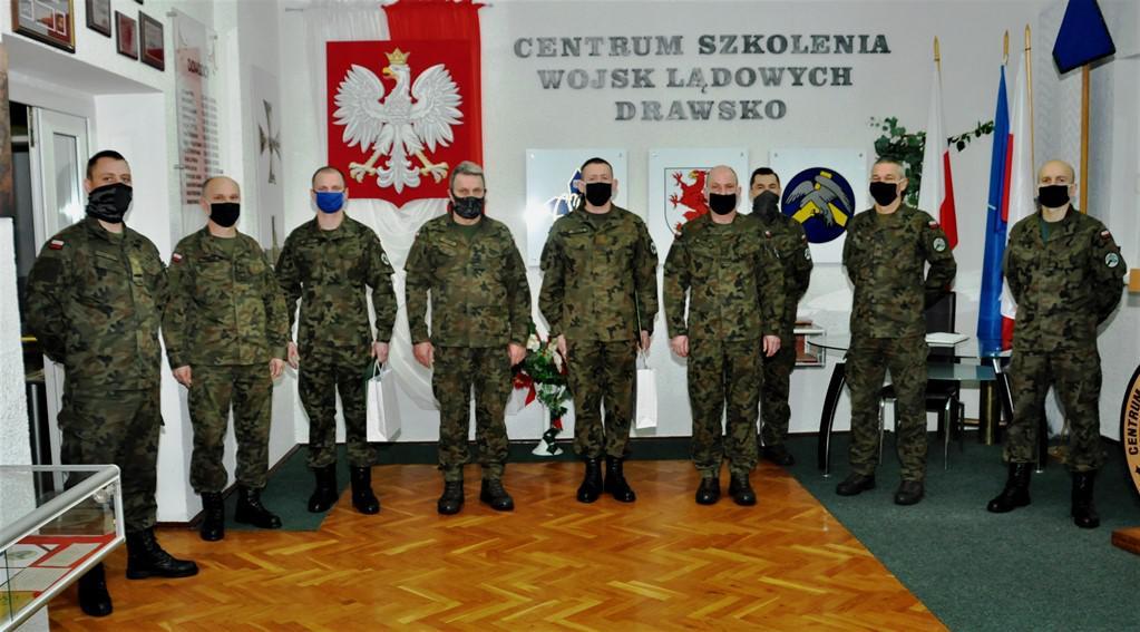 Podoficer i szeregowy roku 2020 Centrum Szkolenia Wojsk  Lądowych Drawsko