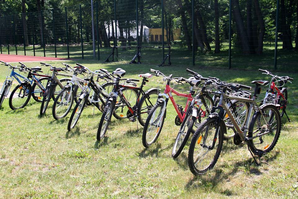 Wypożyczalnia rowerów już działa!