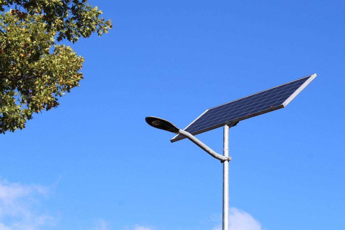 Gmina inwestuje w ekologiczne oświetlenie ulic