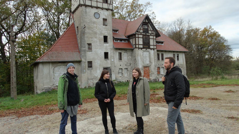 Studenci z Poznania wykonają plan koncepcji wykorzystania spichlerza w Jankowie