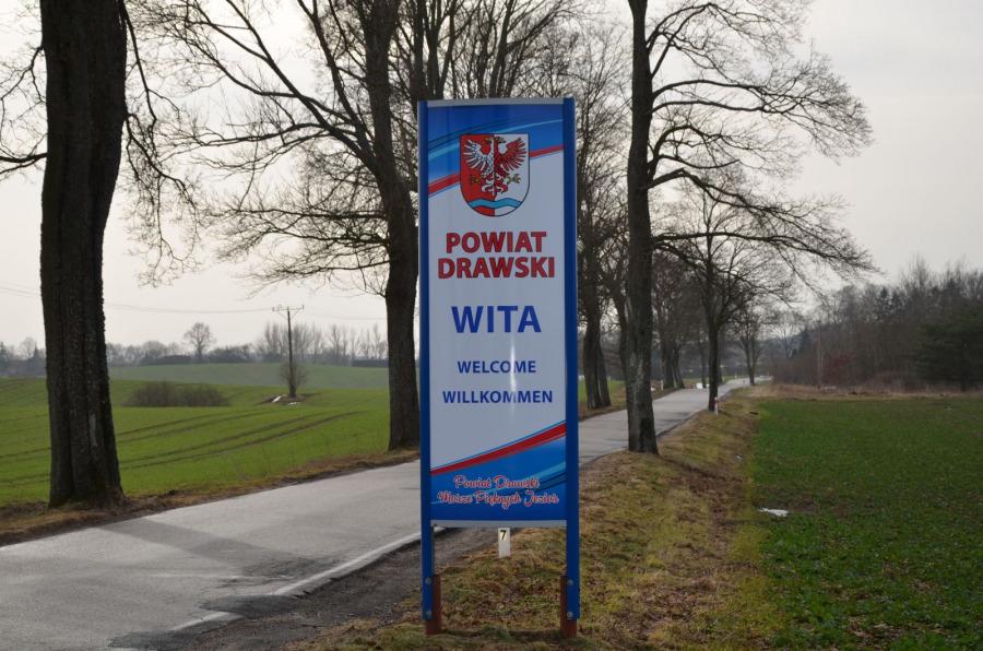Nowe wizytówki powiatu