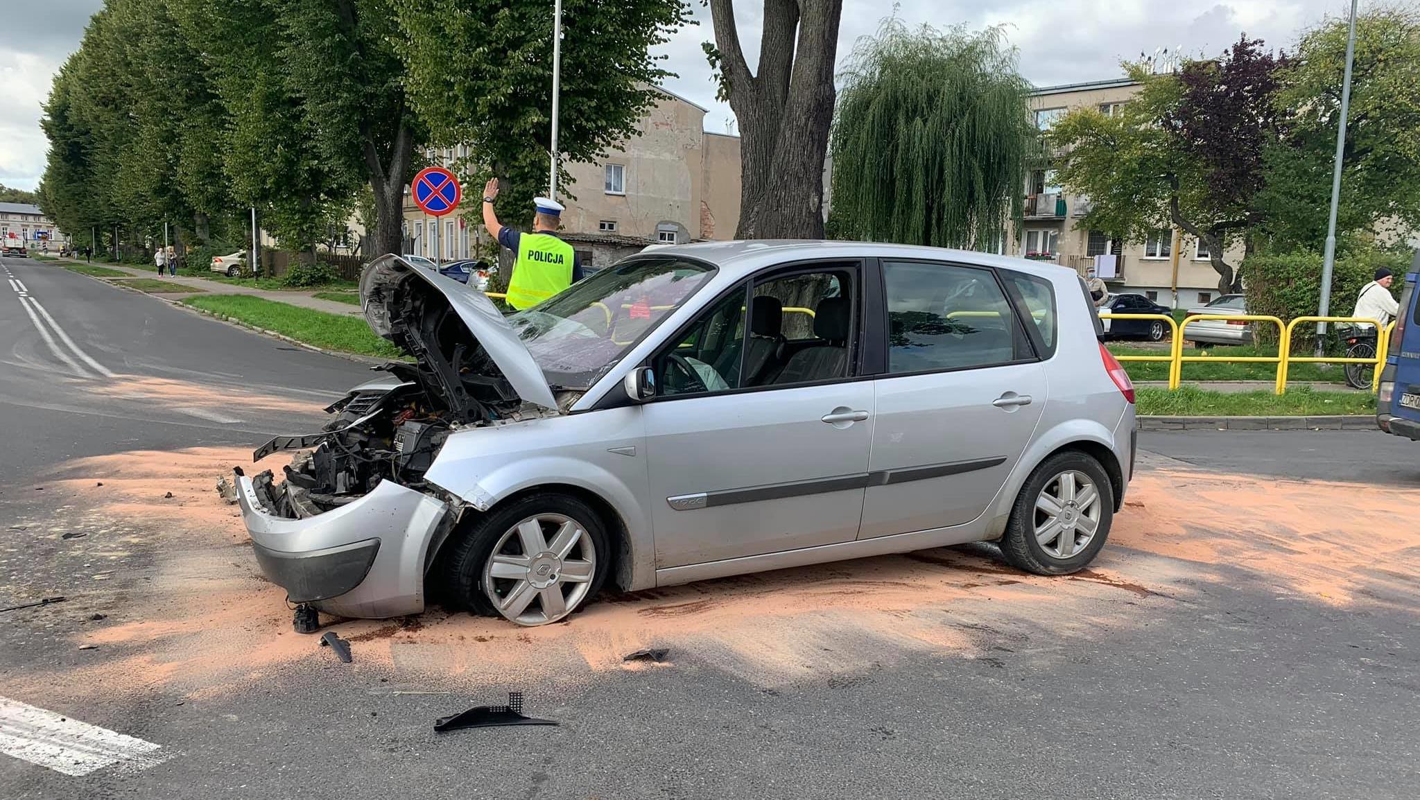[DK 20] Złocieniec - Pijany kierowca spowodował wypadek
