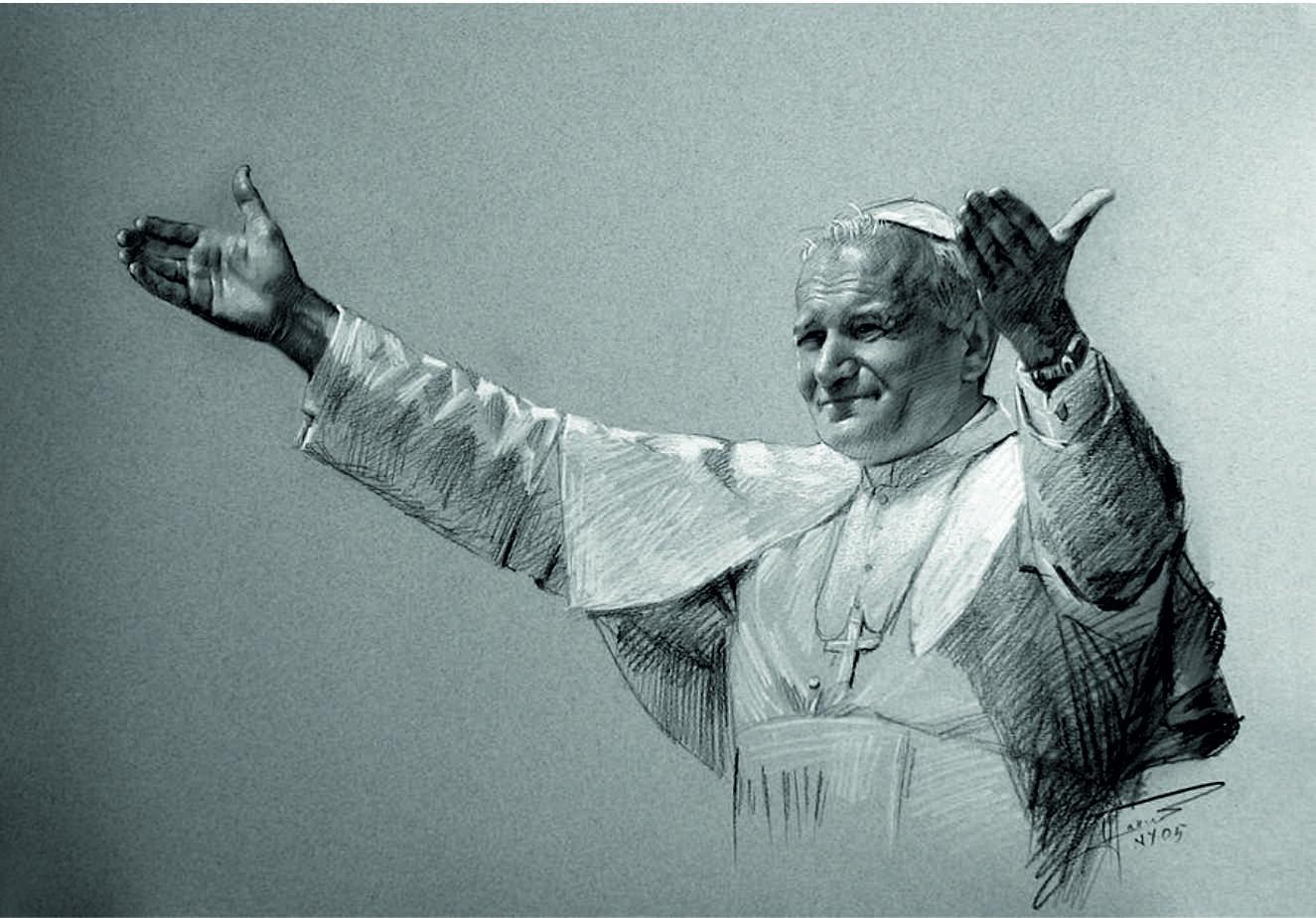 Dziś mija 15 lat od śmierci Św. Jana Pawła II