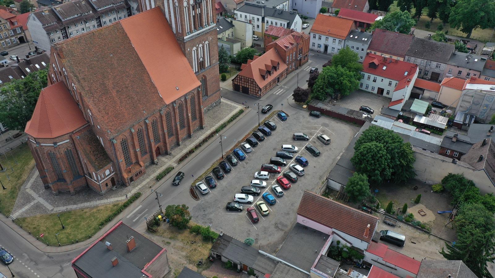 UWAGA: Prace remontowe na parkingu przy ul. Jana Kilińskiego