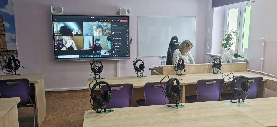 Szkoła w Mielenku Drawskim ma nowoczesną pracownię językową