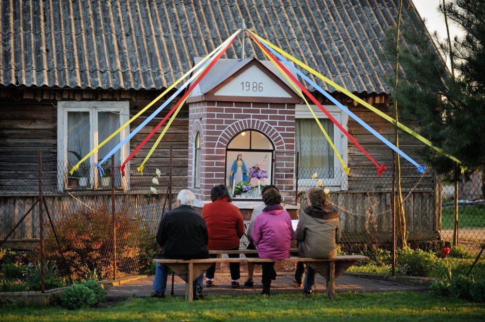 W Kościele dziś uroczystość Najświętszej Maryi Panny Królowej Polski - głównej patronki Polski