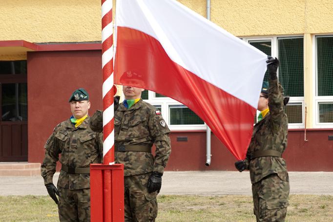 10 – lecie Wojskowego Oddziału Gospodarczego w Olesznie