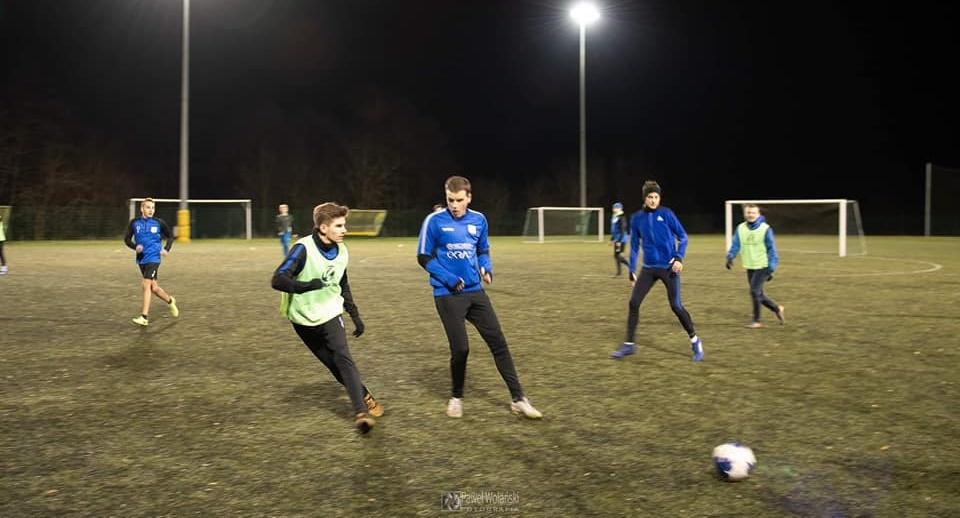 Klub Piłkarski Drawsko  wznawia treningi