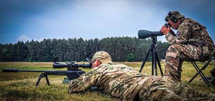 Zawody w strzelaniu długodystansowym KAHLES DLRC POLAND 2021