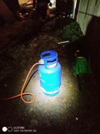 Wybuch gazu w Złocieńcu
