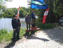 Zawody wędkarskie o Puchar Burmistrza Drawska Pomorskiego