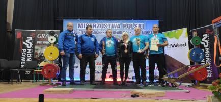 Mistrzowie z rekordami POLSKI