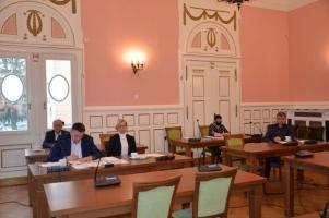 Konwent Starosty, Burmistrzów i Wójta - 01.03.2021 r.