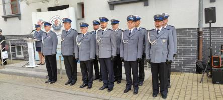 Obchody Święta Policji w Drawsku Pomorskim