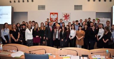Kaliska licealistka radną  Rady Młodzieży Województwa Zachodniopomorskiego
