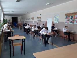 63 uczniów przystąpiło do próbnych egzaminów zawodowych