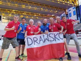 23 medale - dobry i udany rok dla Sajn System Drawsko