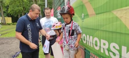 VII Wyścigi rowerkowe dla dzieci już za nami