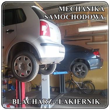 MECHANIK - BLACHARZ - LAKIERNIK