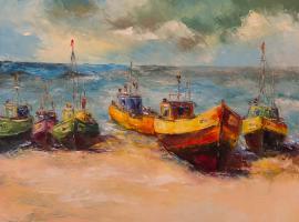Malarstwo Artystyczne - Jolanta Bułczyńska