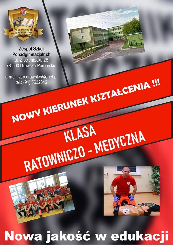 Klsa Ratownicza - Medyczna